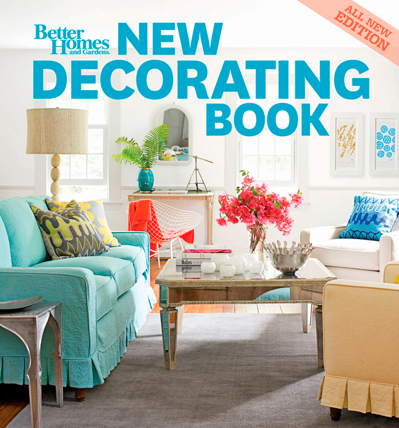 New Decorating Book, 10th Edition (Better Homes and Gardens)-9780470887141