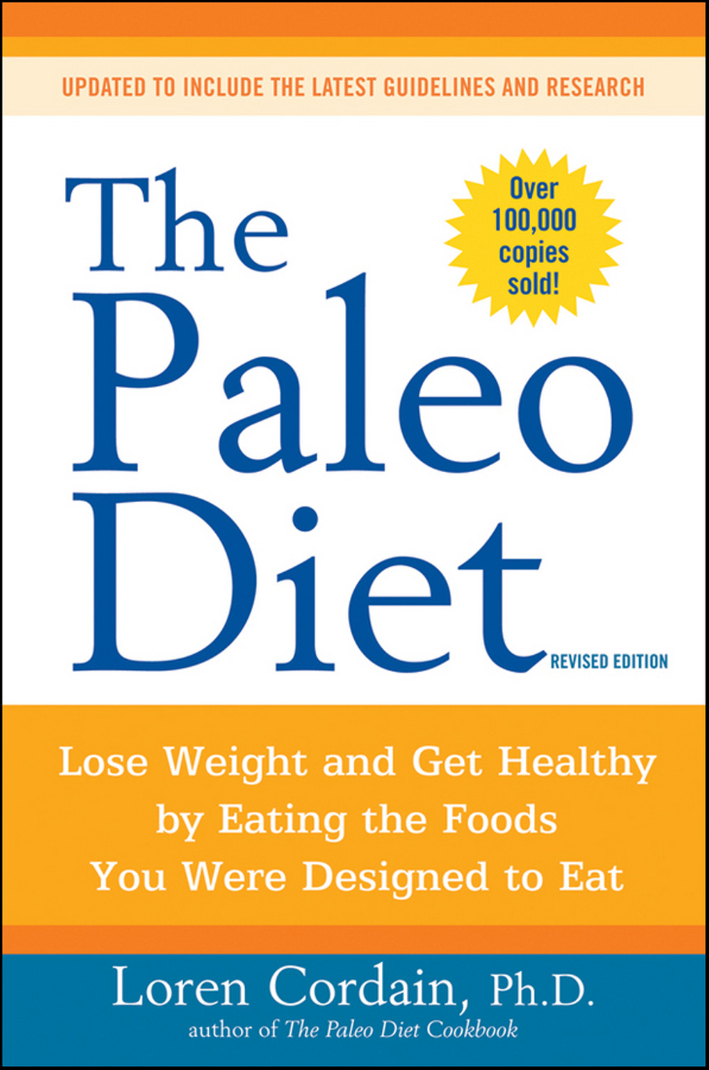 The Paleo Diet Revised-9780470913024
