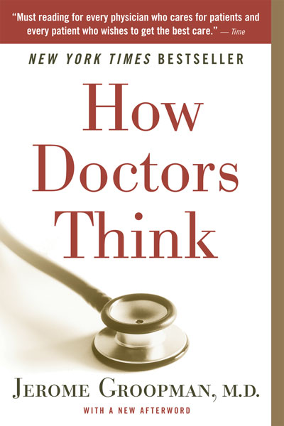 How Doctors Think-9780547053646