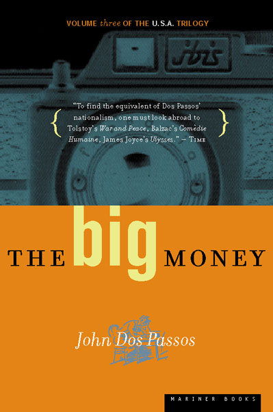 The Big Money-9780618056835
