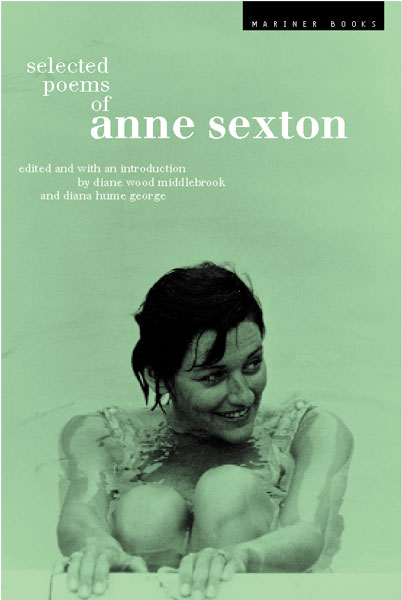Selected Poems of Anne Sexton-9780618057047