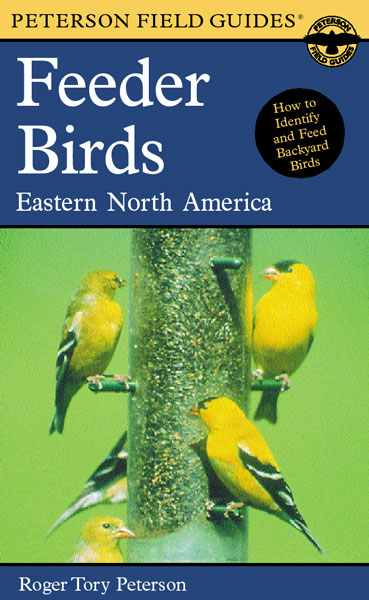 A Peterson Field Guide to Feeder Birds-9780618059447