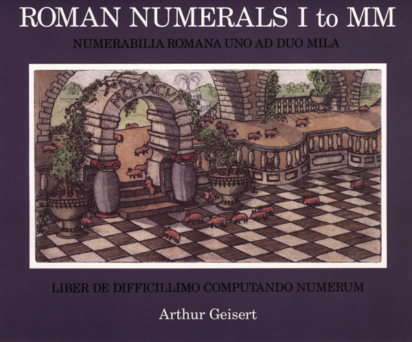 Roman Numerals I to MM-9780618153213