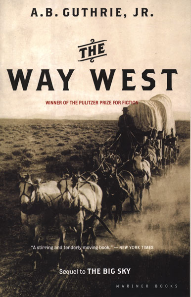 The Way West-9780618154623