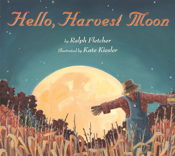 Hello, Harvest Moon-9780618164516