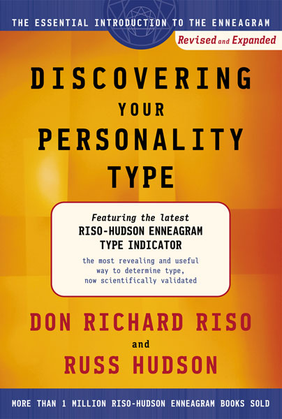 Discovering Your Personality Type-9780618219032