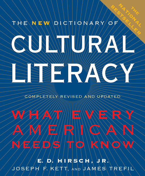 The New Dictionary of Cultural Literacy-9780618226474