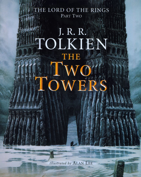 The Two Towers-9780618260591