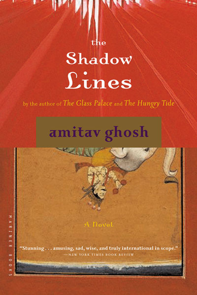 The Shadow Lines-9780618329960