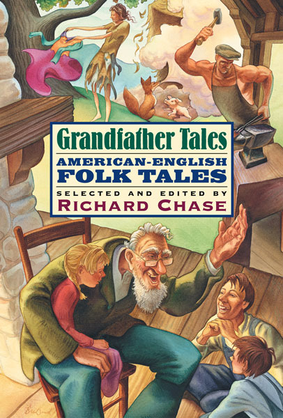 Grandfather Tales-9780618346905