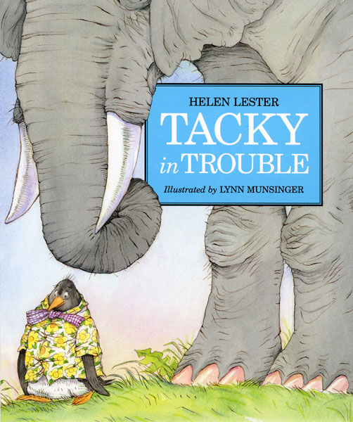 Tacky in Trouble-9780618380084