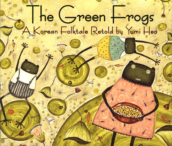 The Green Frogs-9780618432288