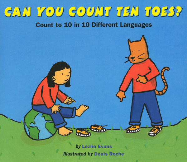 Can You Count Ten Toes?-9780618494873