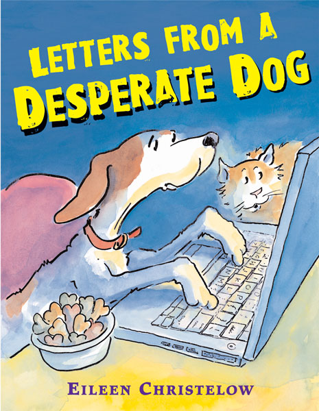 Letters from a Desperate Dog-9780618510030