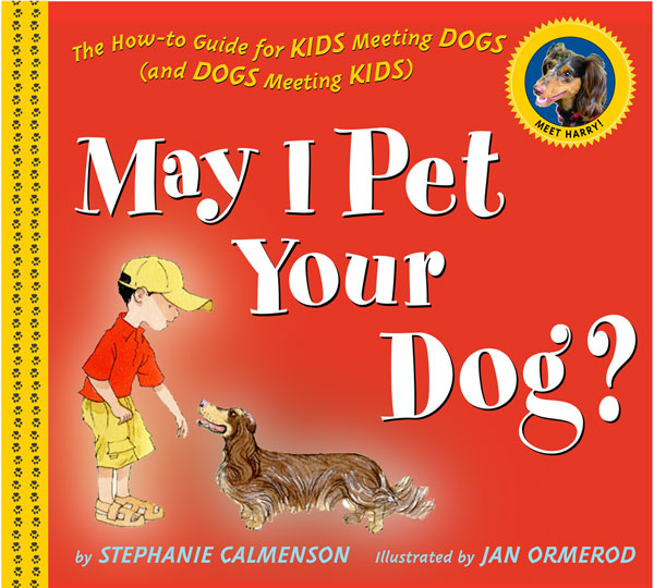 May I Pet Your Dog?-9780618510344