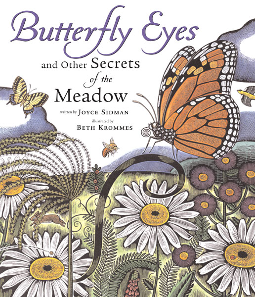 Butterfly Eyes and Other Secrets of the Meadow-9780618563135
