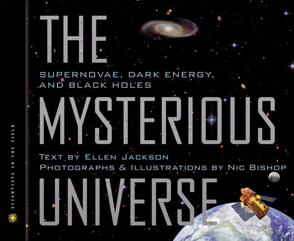 Mysterious Universe-9780618563258