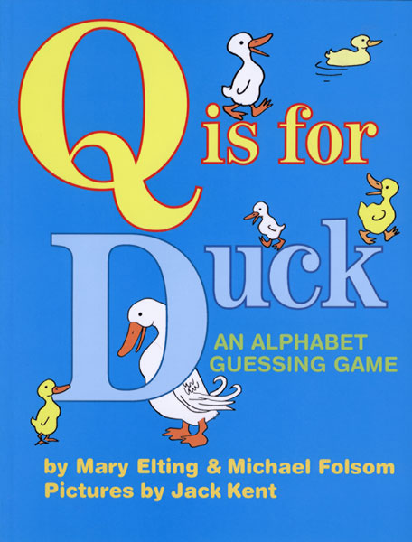 Q Is for Duck-9780618574124
