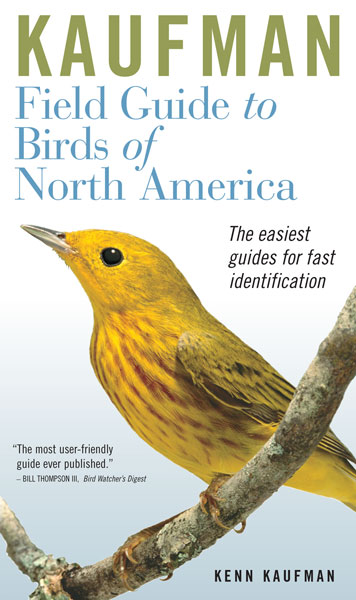 Kaufman Field Guide to Birds of North America-9780618574230