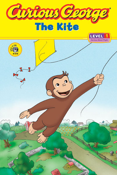 Curious George and the Kite (CGTV Reader)-9780618723966