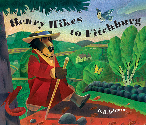 Henry Hikes to Fitchburg-9780618737499