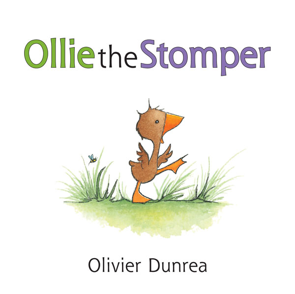 Ollie the Stomper-9780618755042