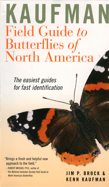 Kaufman Field Guide to Butterflies of North America-9780618768264