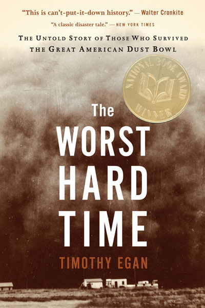 The Worst Hard Time-9780618773473