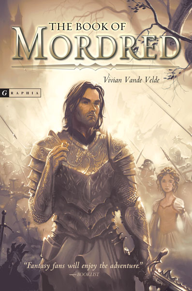 The Book of Mordred-9780618809165