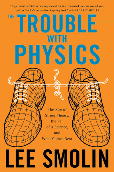 The Trouble With Physics-9780618918683