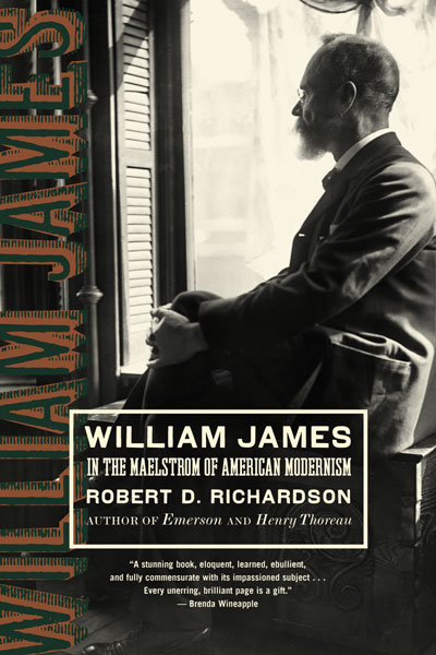 William James-9780618919895
