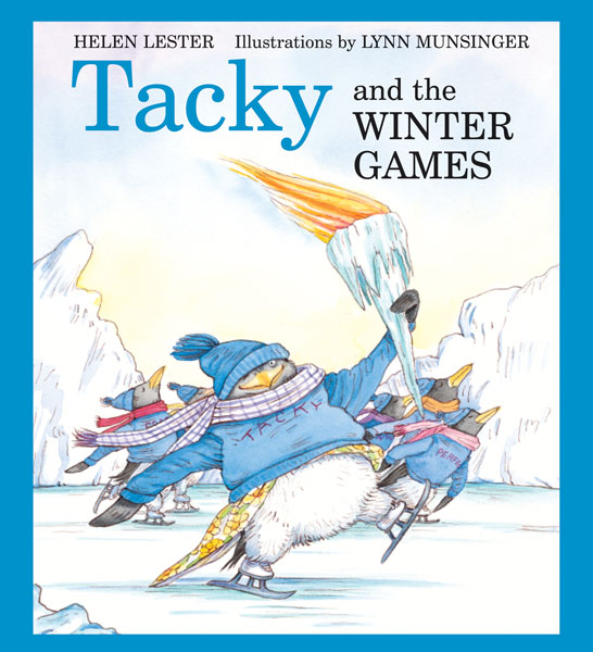 Tacky and the Winter Games-9780618956746