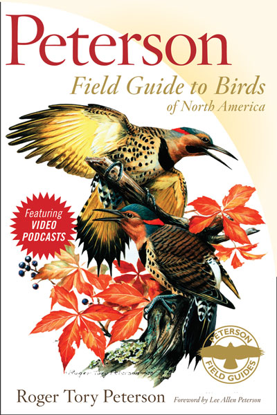 Peterson Field Guide to Birds of North America-9780618966141
