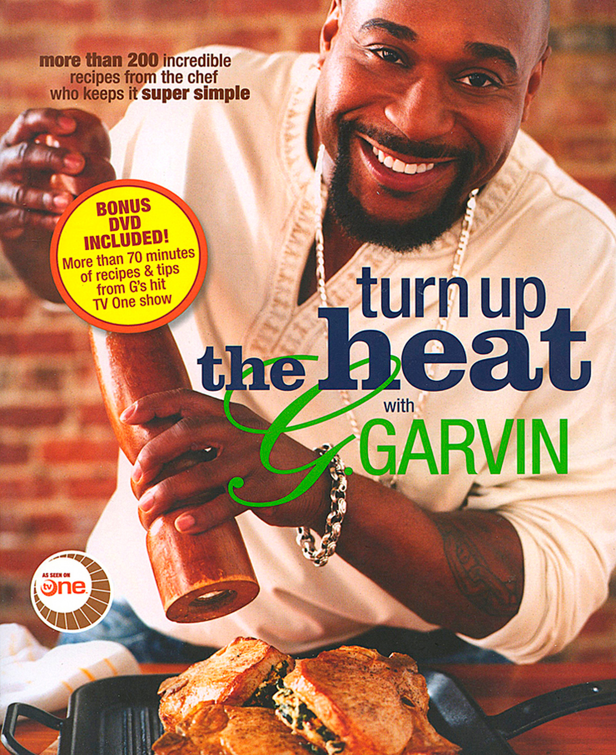 Turn up the Heat with G. Garvin-9780696233944