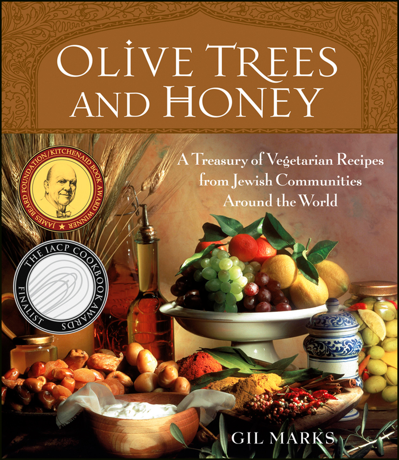 Olive Trees and Honey-9780764544132