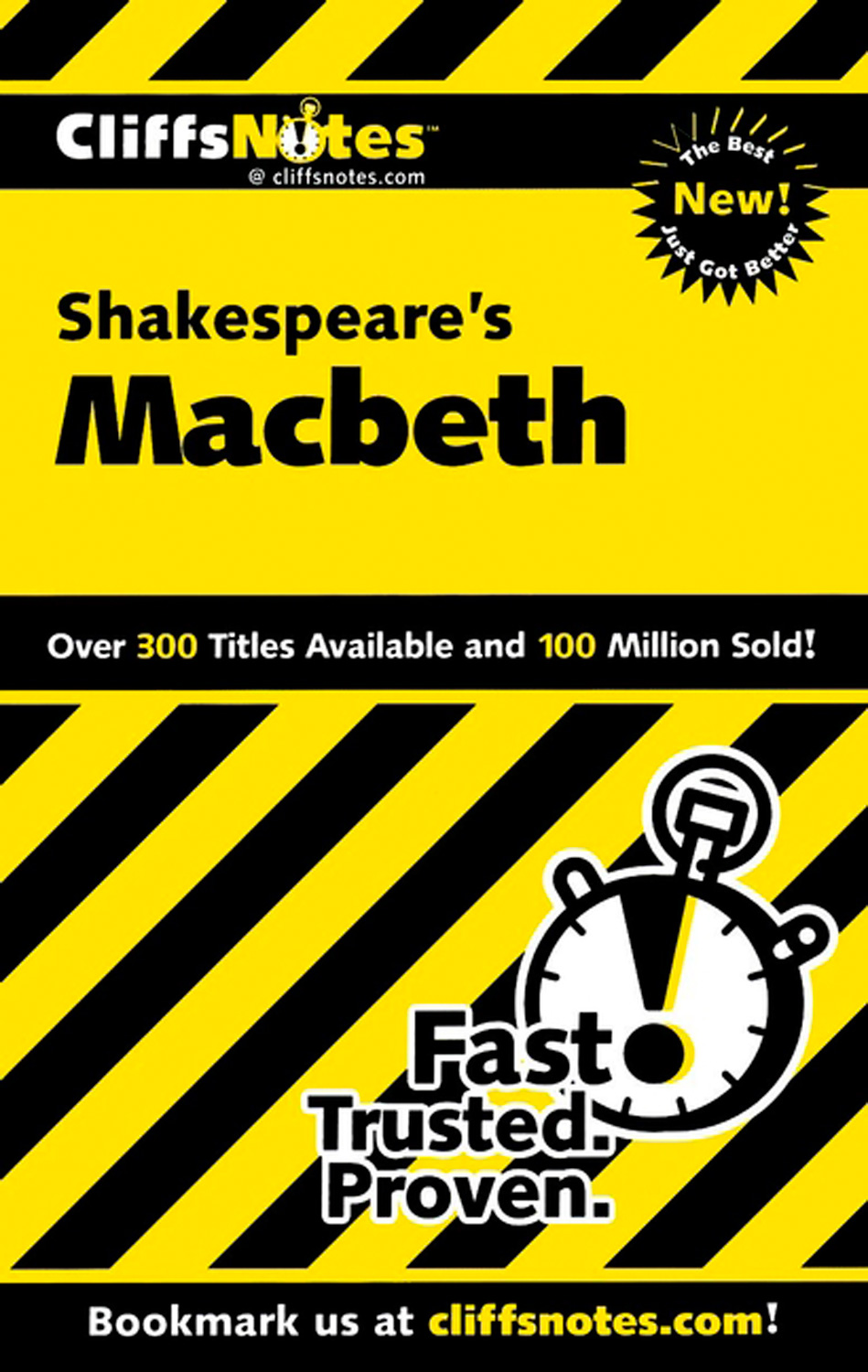 CliffsNotes on Shakespeare's Macbeth-9780764586026