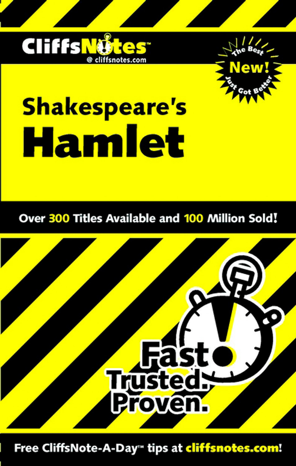 CliffsNotes on Shakespeare's Hamlet-9780764586033