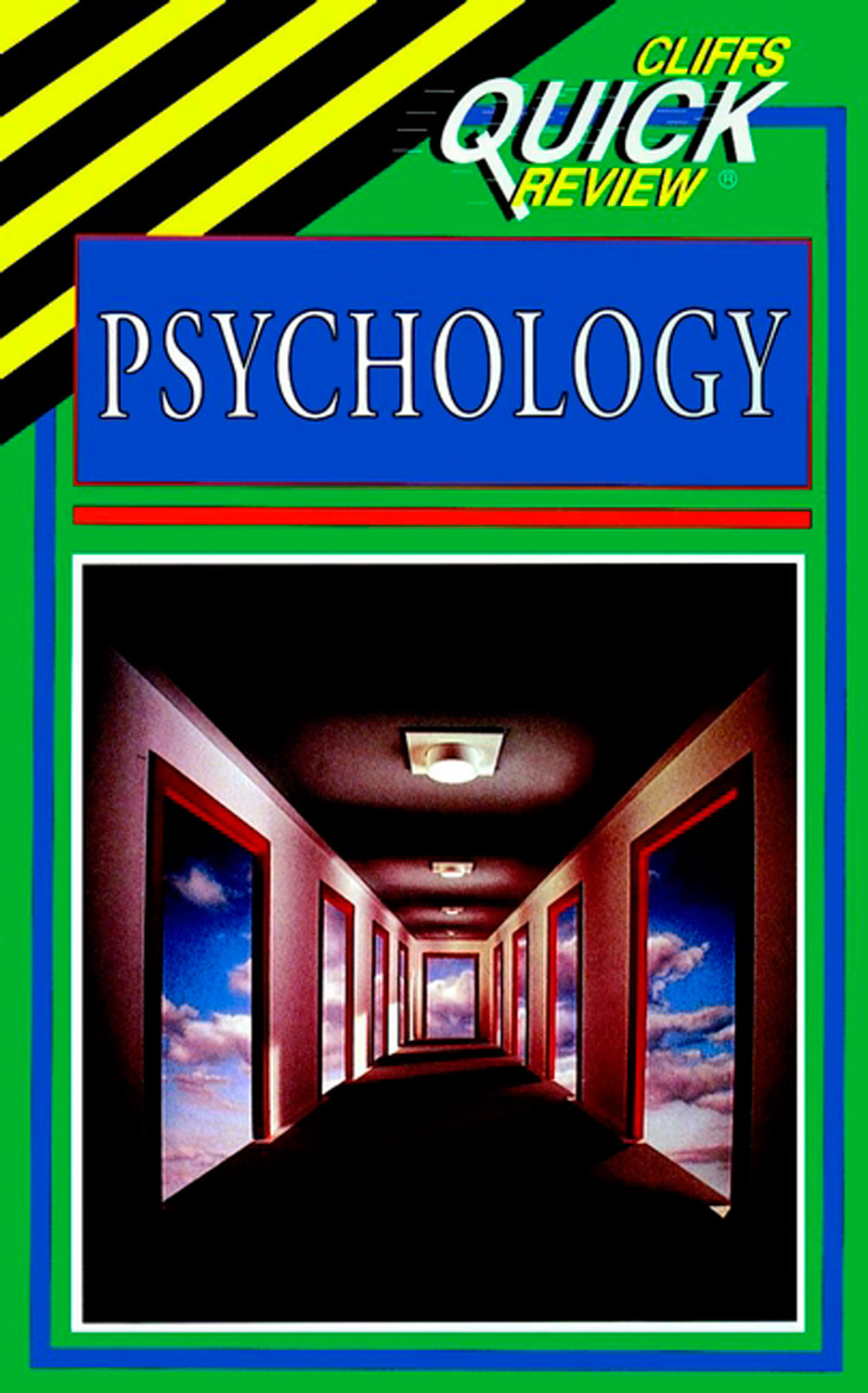 CliffsQuickReview Psychology-9780822053279