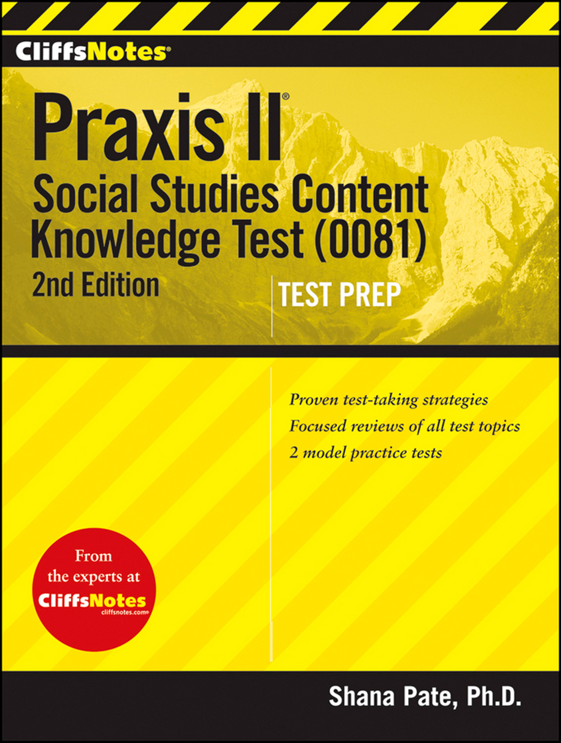 CliffsNotes Praxis II: Social Studies Content Knowledge (0081), 2nd Edition-9781118090459