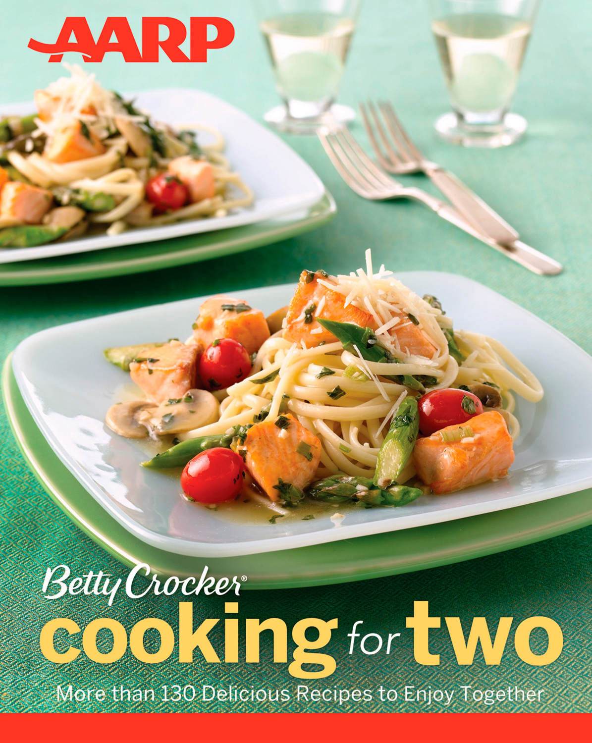 AARP/Betty Crocker Cooking for Two-9781118235973