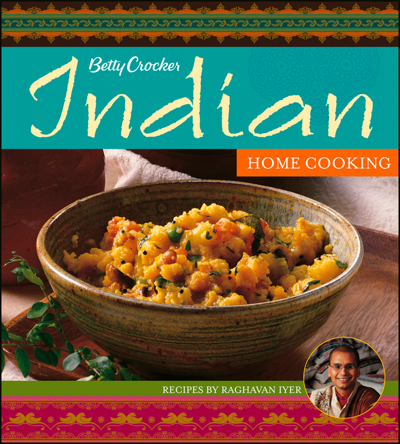 Betty Crocker Indian Home Cooking-9781118397466