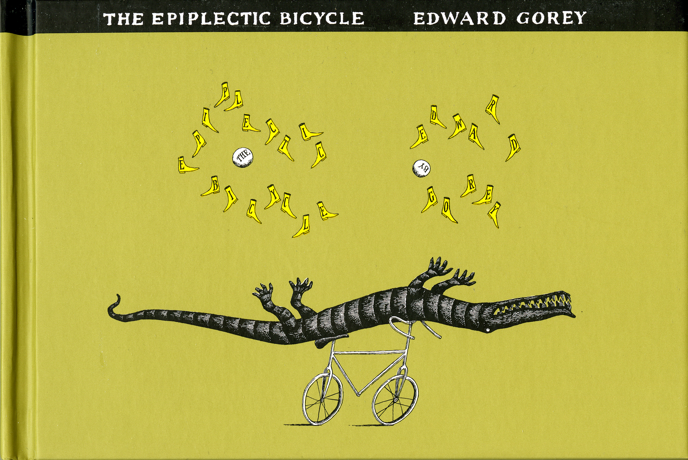 The Epiplectic Bicycle-9780151003143