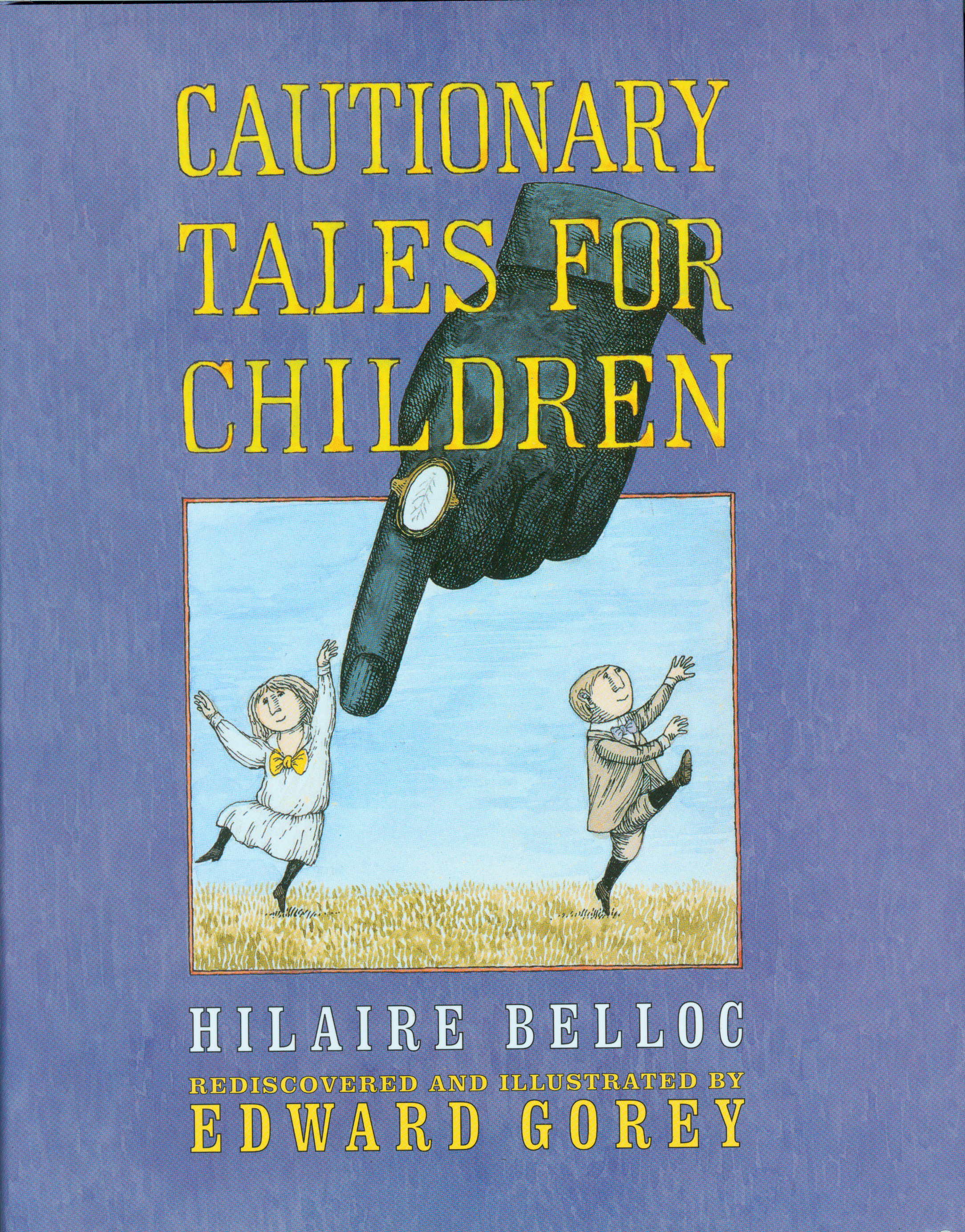 Cautionary Tales for Children-9780151007158