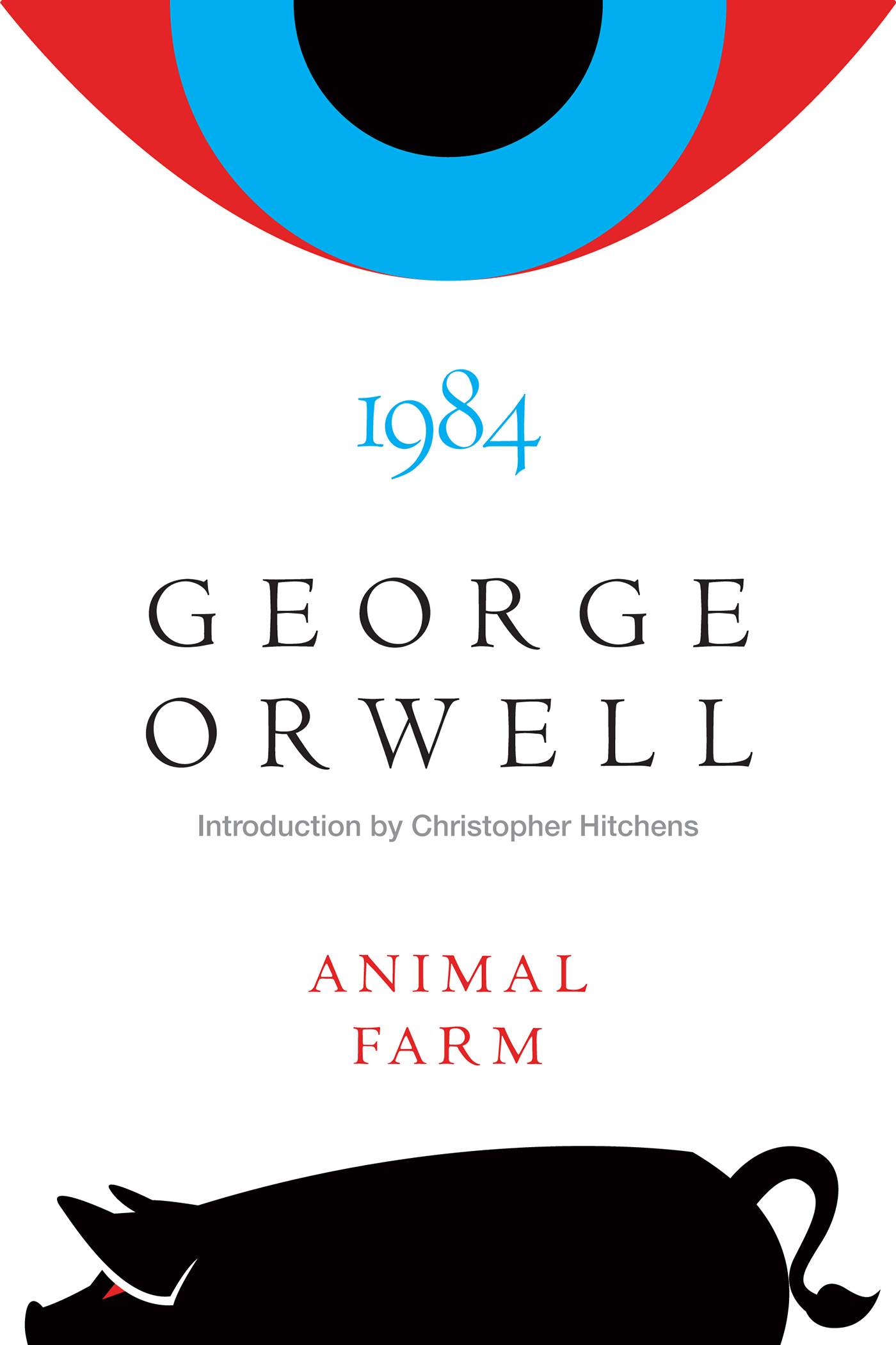 Animal Farm and 1984-9780151010264