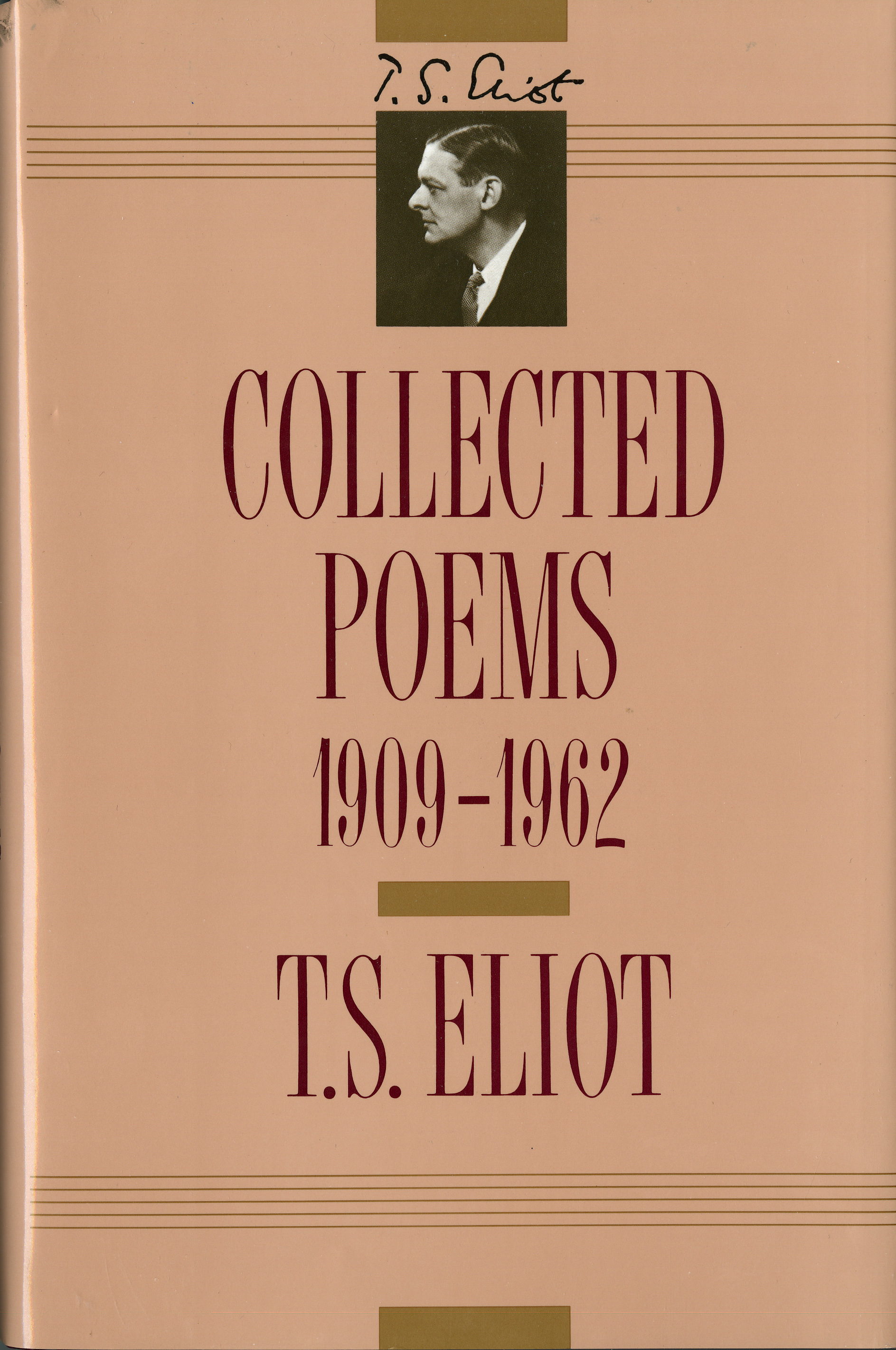 Collected Poems, 1909-1962-9780151189786