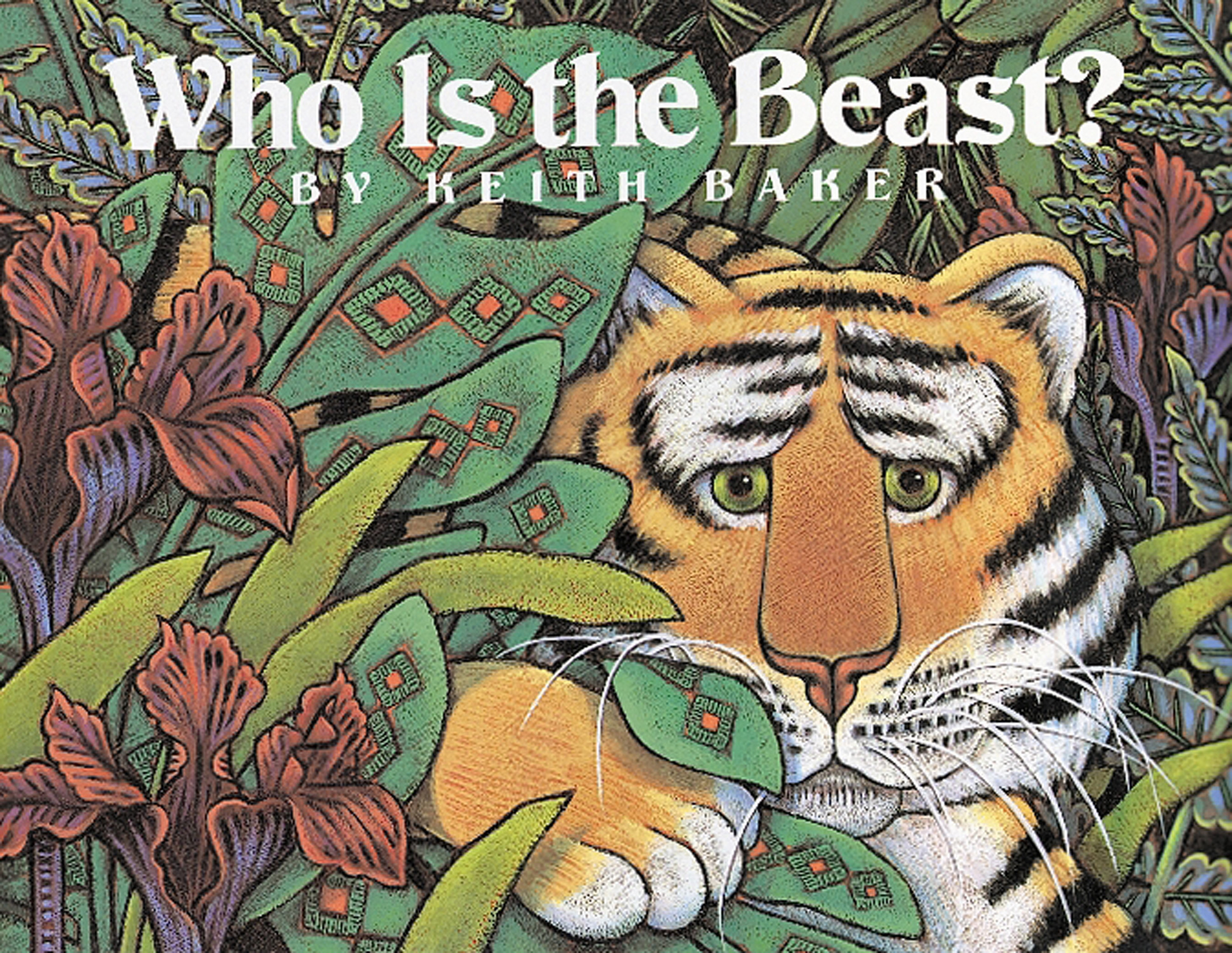 Who Is the Beast?-9780152001223