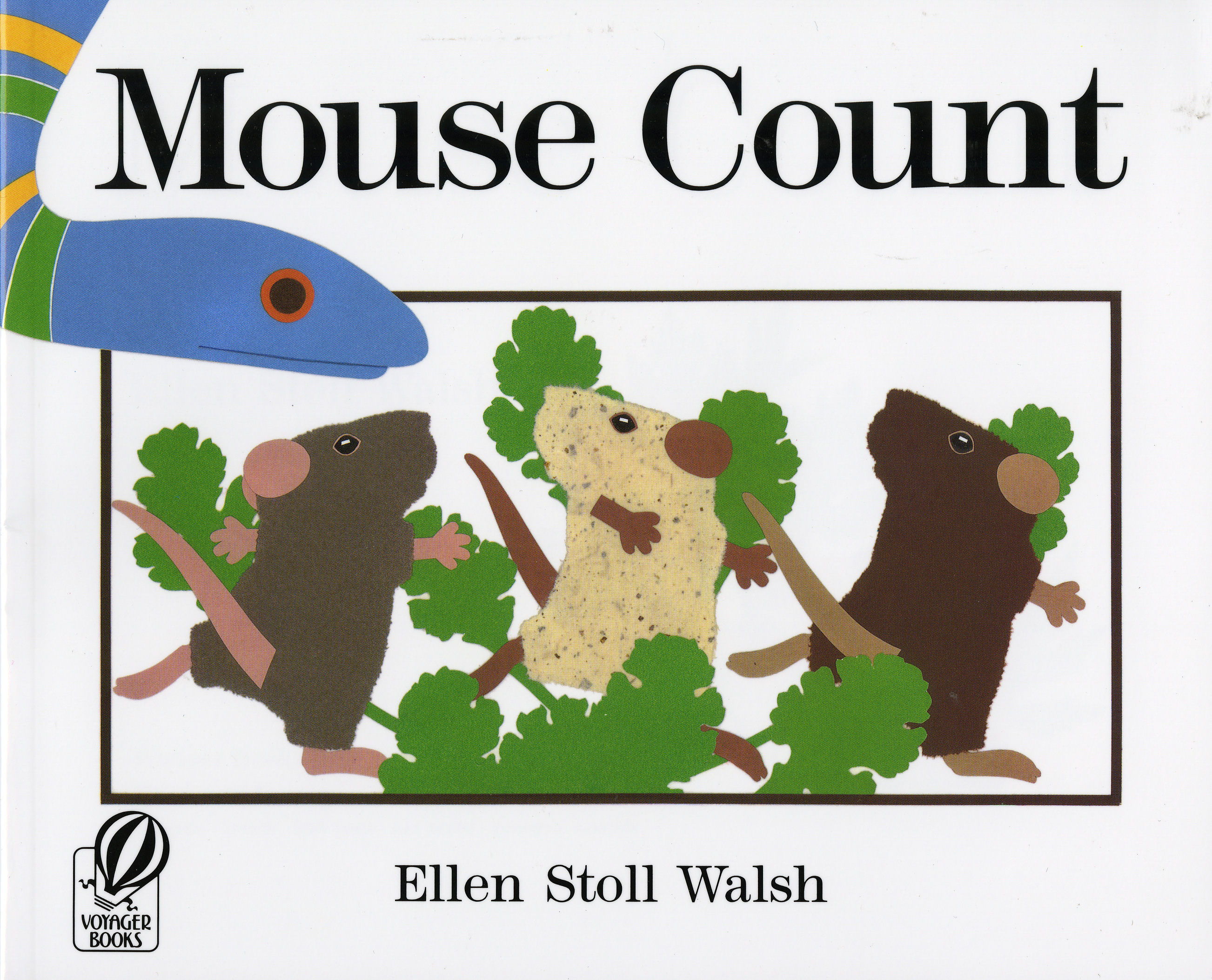 Mouse Count-9780152002237