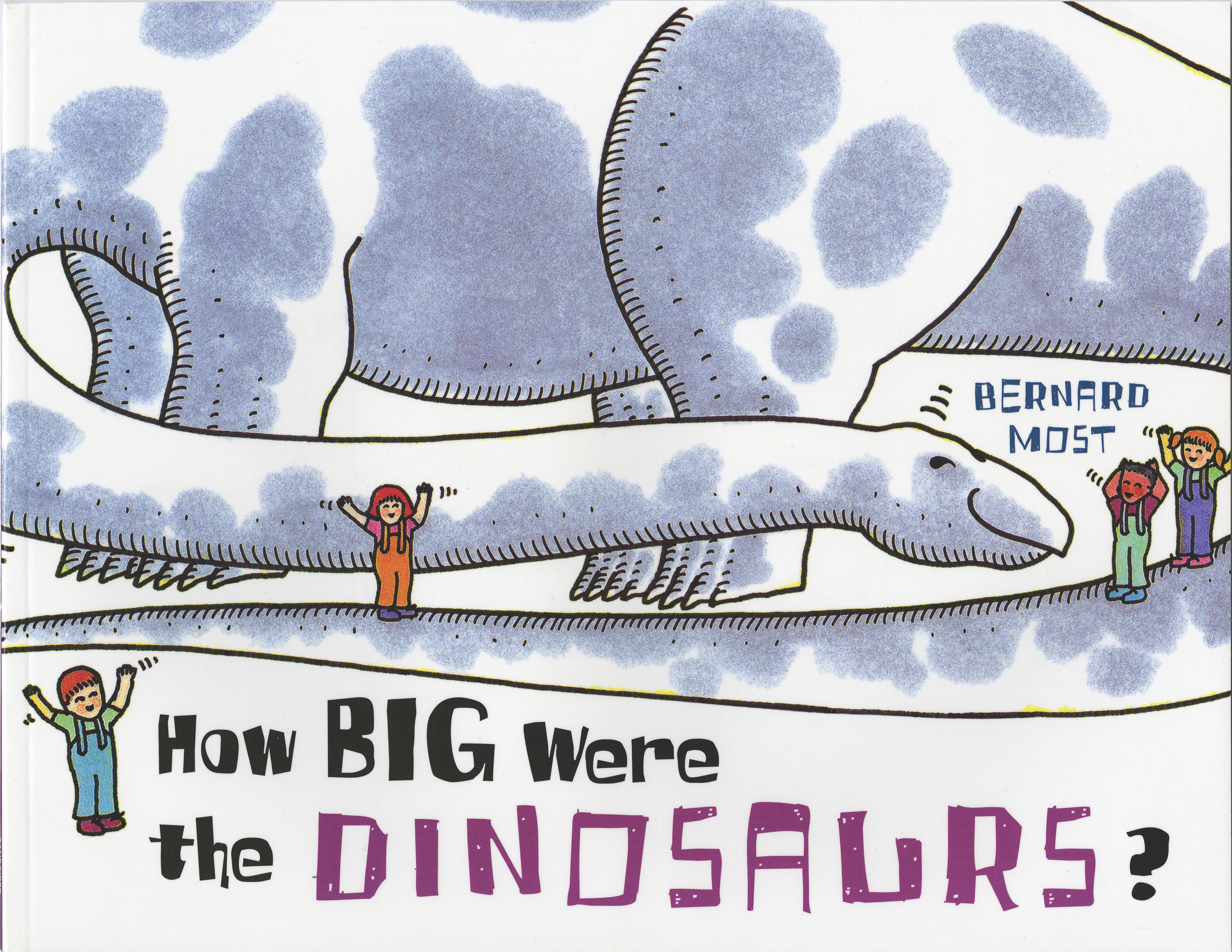 How Big Were the Dinosaurs?-9780152008529