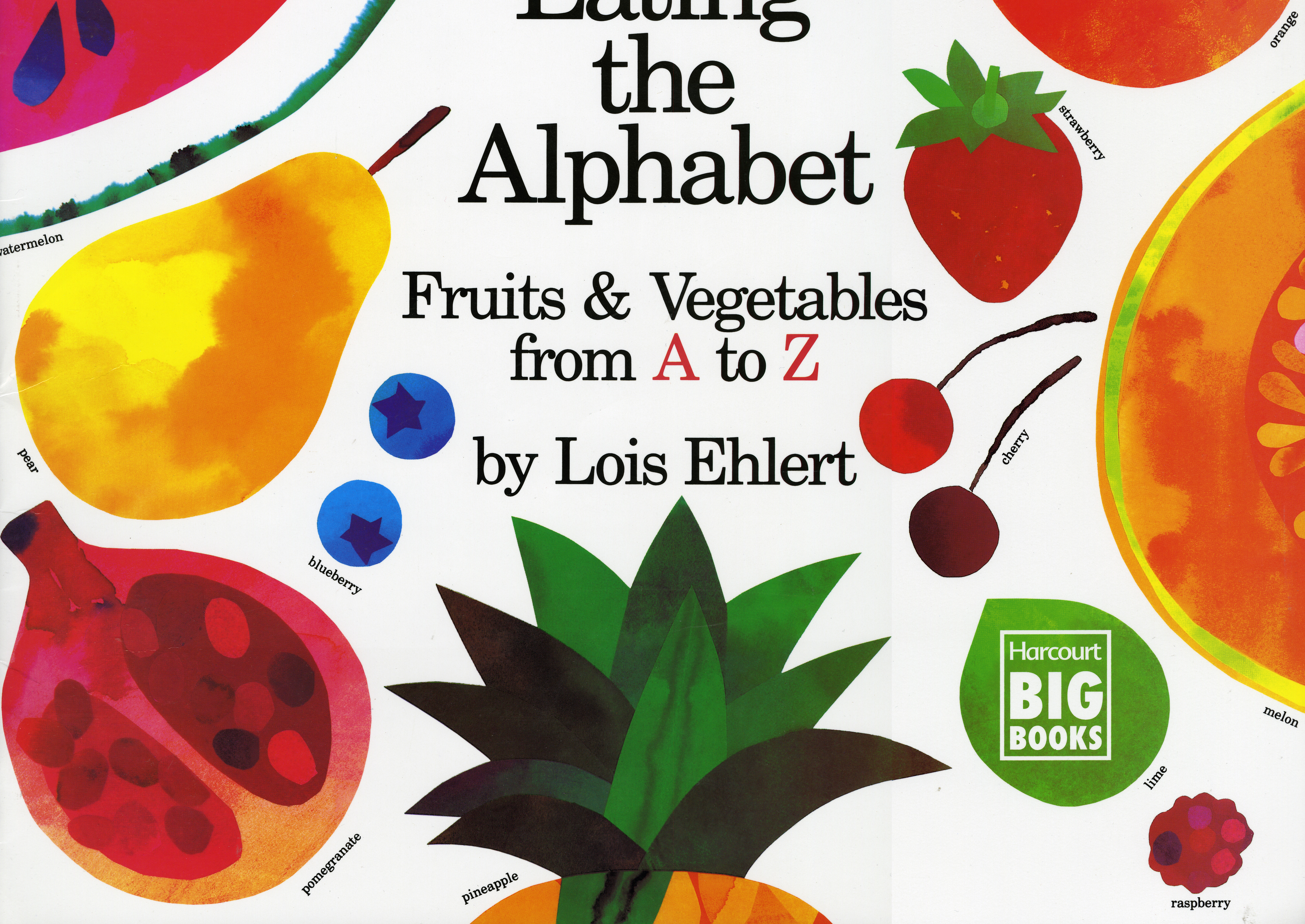 Eating the Alphabet-9780152009021