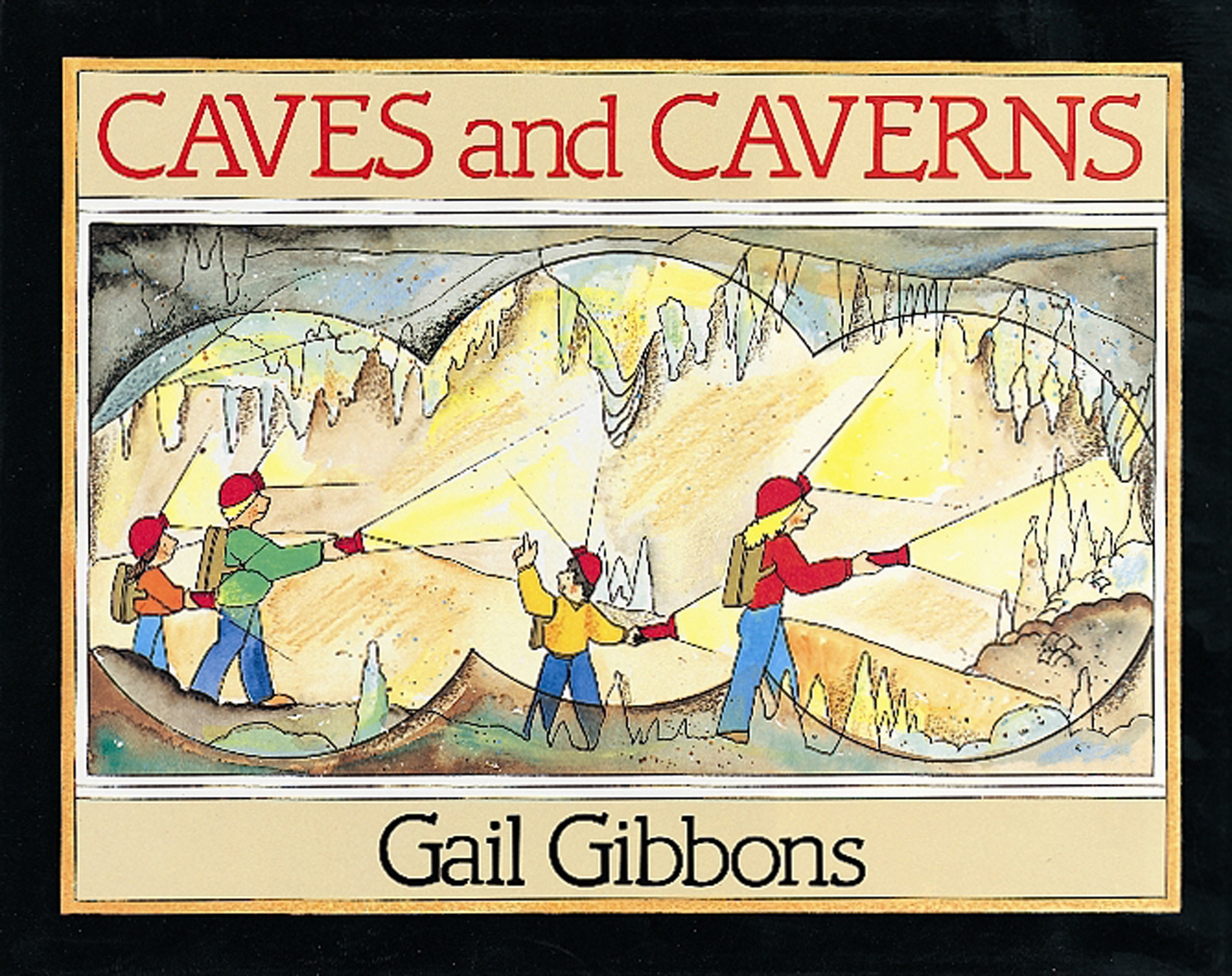 Caves and Caverns-9780152013653